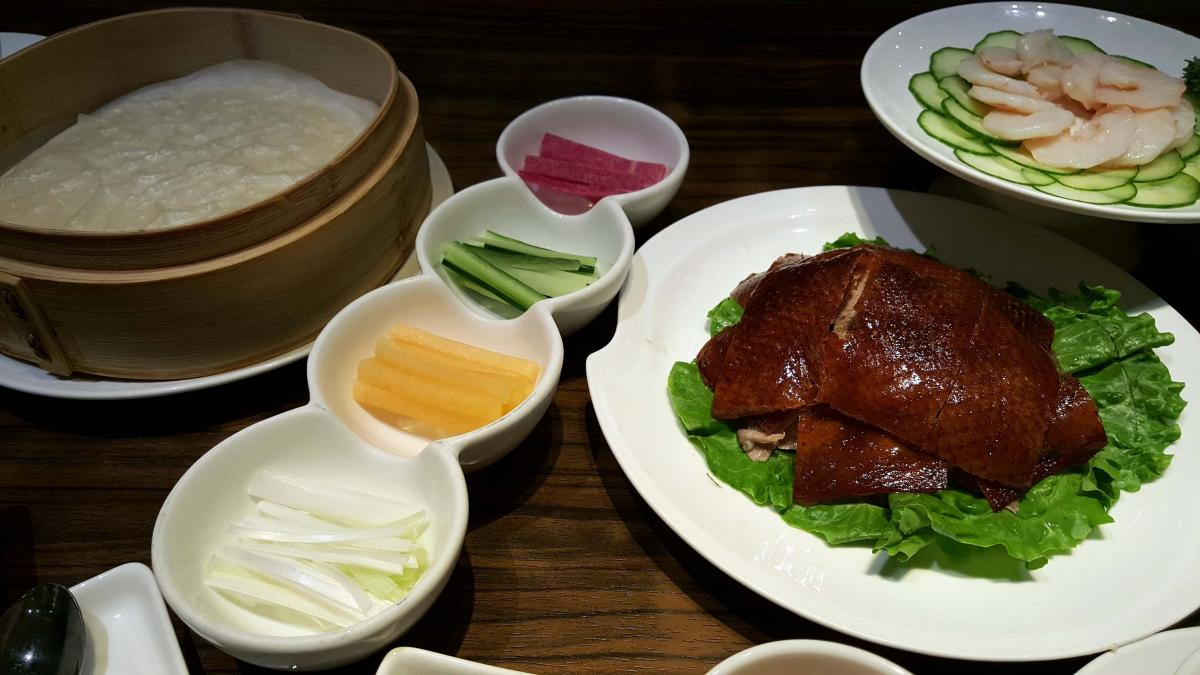 Empire City Peking Duck